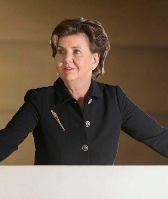Helga Rabl-Stadler: Sie leidet still bei schlechten Outfits