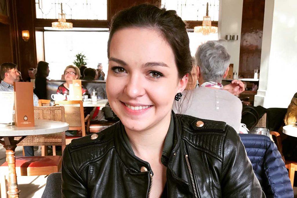 """""""Mamas Rat zählt"""", Sophie Jauch, 21 Jahre, Studentin, kommt aus Seeham, Salzburg Land"""