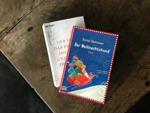 Bücher für die Weihnachtszeit.