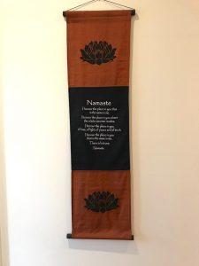Ein indischer Gruß: Namaste