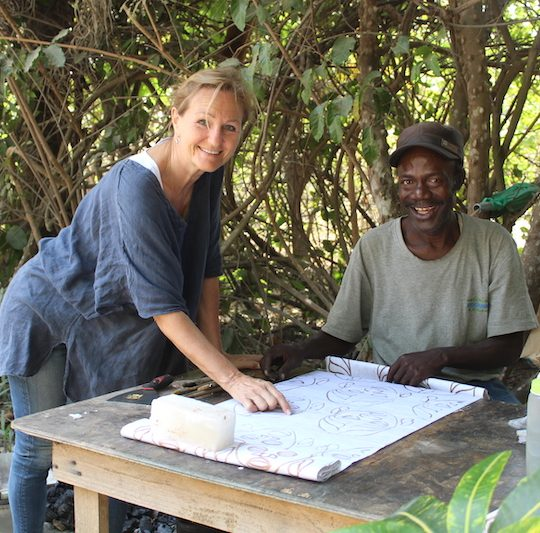 Eva Mück: Ein Leben für Afrika