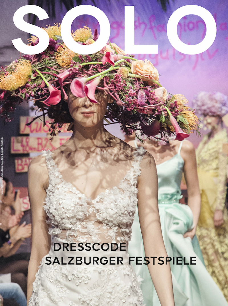 Dresscode Salzburger Festspiele