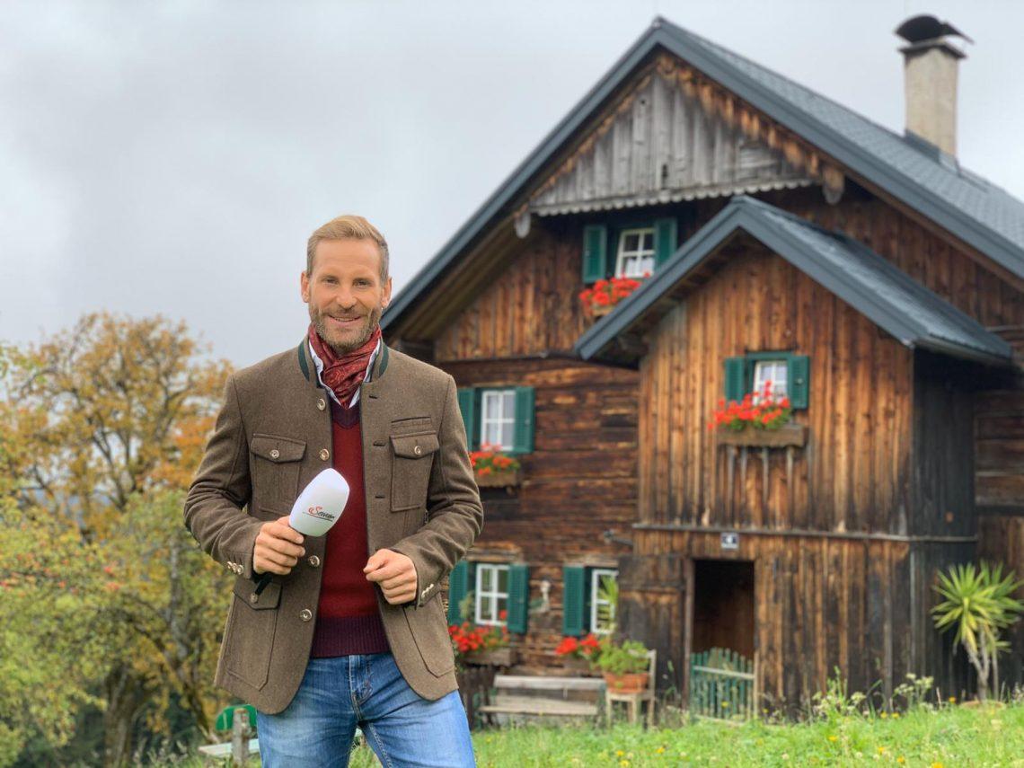 Der Wettermann: Sebastian Weber