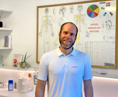 Dr. Schubert, der VIVAMAYR Kurarzt