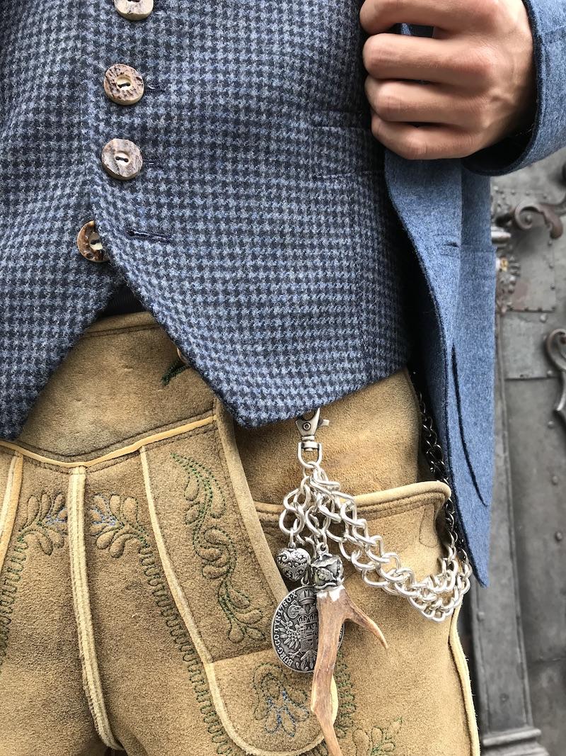 Was man am Salzburger Rupertikirtag trägt